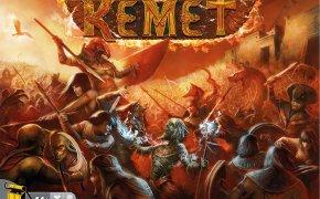 Kemet: copertina