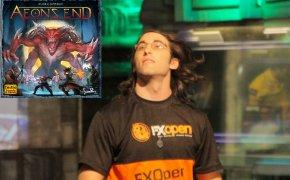 Kevin Riley e Aeon's End