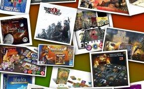 Kalcio d'inizio! I Kickstarter sui giochi da tavolo di fine Gennaio '19