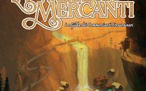 La copertina del gioco di carte La Valle dei Mercanti