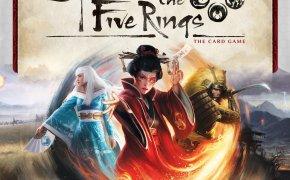 La leggenda dei 5 anelli: il gioco di carte