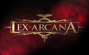 Lex Arcana - annunciato il crowdfunding a settembre 2018