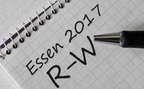 Lista Giochi Essen 2017: R-W