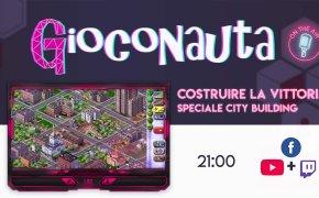 LIVE: Costruire la vittoria: speciale giochi in scatola city building