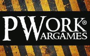 Pwork Wargames logo