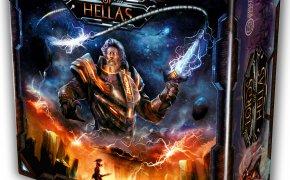 Copertina del gioco Lords of Hellas