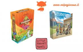 Little Rocket Games: il secondo trimestre del 2021