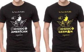 Una maglietta per domarli, una maglietta per trovarli