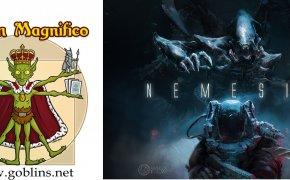 nemesis e goblin magnifico