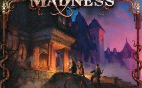 Mansions of Madness: copertina di un gioco da tavolo di mistero, esplorazione ed horror
