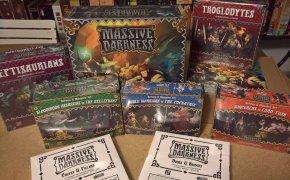 Massive Darkness: scatole
