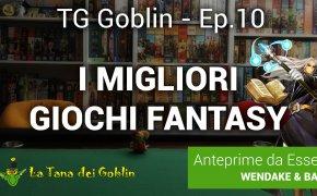 Tg Goblin: episodio 10