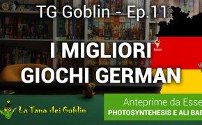 TG Goblin episodio 11