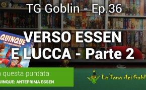 Tg Goblin episodio 36