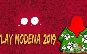Play Modena 2019 – Due chiacchiere con il Meeple con la Camicia