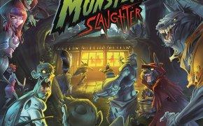 Monster Slaughter copertina