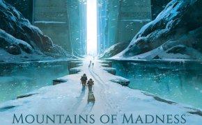 mountain of madness copertina