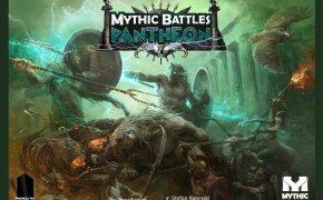 Mythic Battles: Pantheon copertina