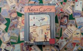 Naenia Cantor copertina