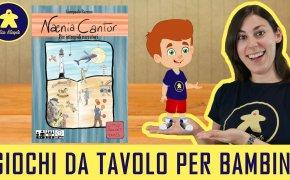 Naenia Cantor – Gioco da Tavolo per Bambini – 8+ anni