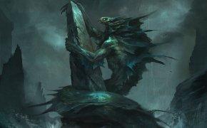 La Voce del Bardo: The Necronomicon Gamebook - Dagon