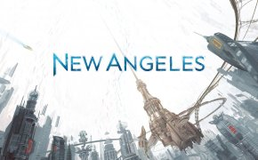 New Angeles Copertina