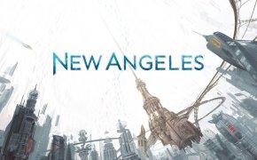 New Angeles: copertina