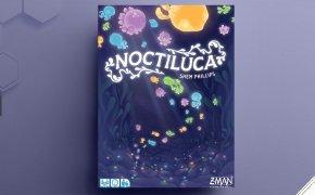 Sale e bioluminescenza – Recensione di Noctiluca