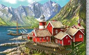 Nusfjord: copertina