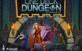 One Deck Dungeon VS Gloryhammer