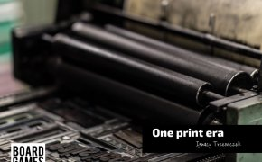 one print era