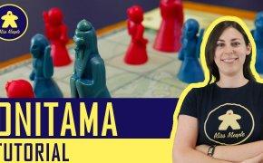 Onitama Tutorial – Gioco da Tavolo per Due – La ludoteca #74