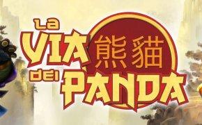 La via dei Panda: goffi combattimenti