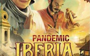 Pandemic Iberia: copertina
