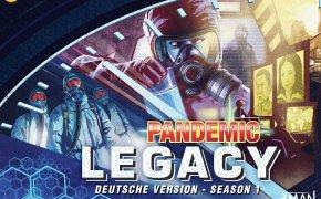 Pandemic Legacy copertina blu