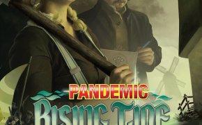 Pandemic Rising Tide: copertina
