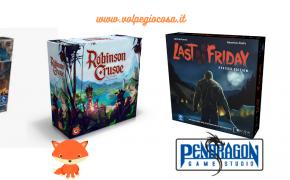 Pendragon Game Studio: un sacco di novità all'orrizzonte