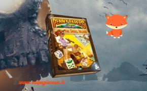 Penny Papers Adventures – L'isola del Teschio: carta e penna per cercare tesori