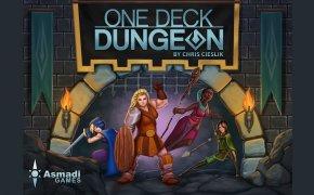 One Deck Dungeon – Recensione