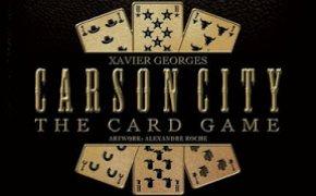 [Prime Impressioni] Carson City Card Game