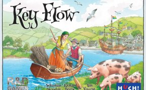 Key Flow: un Keyflower di sole carte
