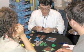 Piero Cioni gioca a Daimyo