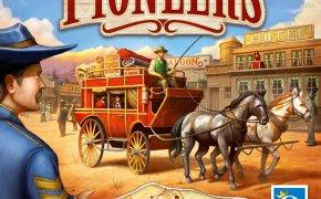 Pioneers copertina