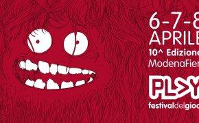 Play Modena 10a edizione