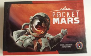 Pocket Mars: anteprima Essen 2017