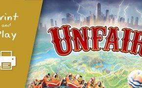 Unfair – Crea il parco divertimenti dei tuoi sogni