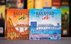 RailRoad Ink: un contorno frizzante