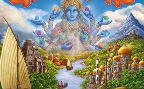 Rajas Of The Ganges copertina
