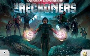 The Reckoners: copertina