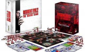 Resident Evil 2: materiali